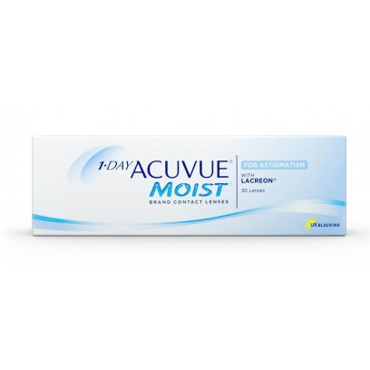 1 • Day Acuvue® Moist for Astigmatism