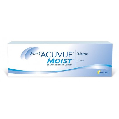 1 • Day Acuvue® Moist