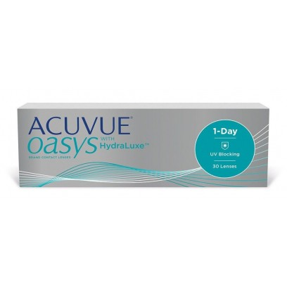 1 • Day Acuvue® Oasys with Hydraluxe™