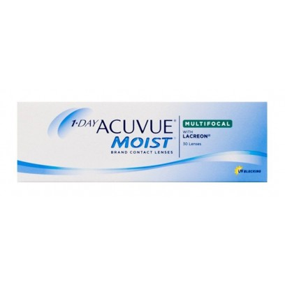 1 • Day Acuvue® Moist for Multifocal