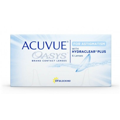 Bi-Weekly Acuvue® Oasys for Astigmatism