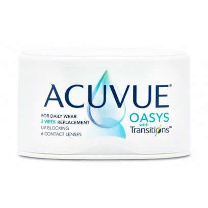 Bi-Weekly Acuvue® Oasys with Transitions™