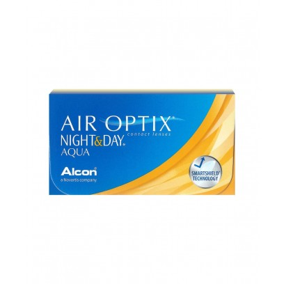 1 • Month Air Optix® Night & Day® Aqua
