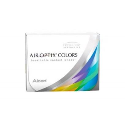 1 • Month Air Optix® Colors
