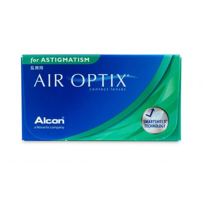1 • Month Air Optix® for Astigmatism