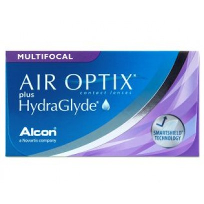 1 • Month Air Optix® Aqua Multifocal