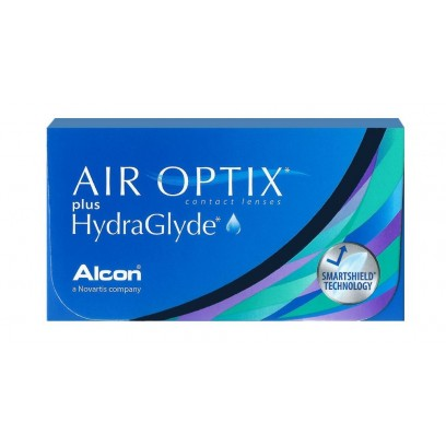 1 • Month Air Optix® plus HydraGlyde®