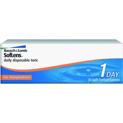 1 • Day SofLens® Daily for Astigmatism