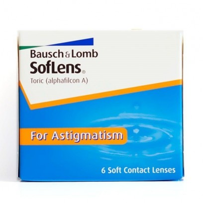 1 • Month SofLens® Toric for Astigmatism