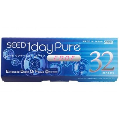 1 • Day Seed 1 Day Pure EDOF