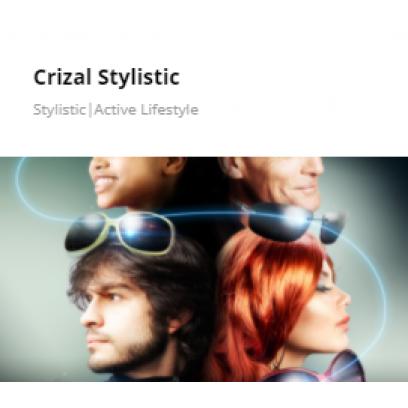 Essilor Crizal Stylistic
